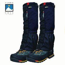 テラノバ 25N ノヴァゲイターGTX【TERRANOVA】登山スパッツ 登山ゲイター