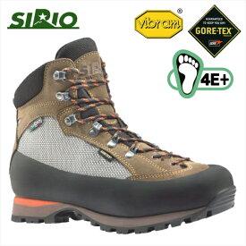 登山靴 ゴアテックス メンズ 幅広 防水【SIRIO】シリオ PF68 トレッキングシューズ