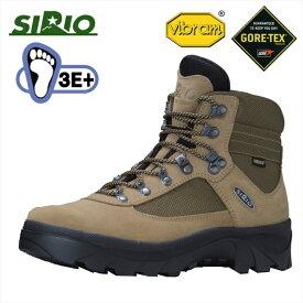 シリオ 登山靴 PF421-ライトトレック【SIRIO】トレッキング シューズ ブーツ アウトドアシューズ ハイキング 登山 幅広 防水 ゴアテックス GTX