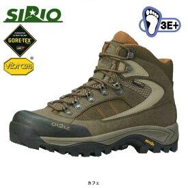 シリオ 登山靴 PF302 ライトトレック 【SIRIO】 トレッキング シューズ ブーツ アウトドアシューズ ハイキング 登山 幅広 防水 ゴアテックス GTX