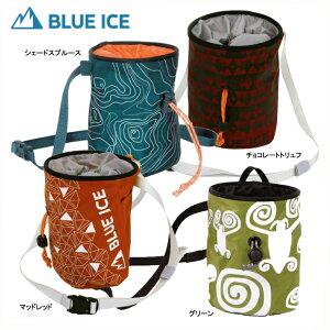 ブルーアイス CB03-チョークバッグ 【BLUEICE】バックパック クライミング用品