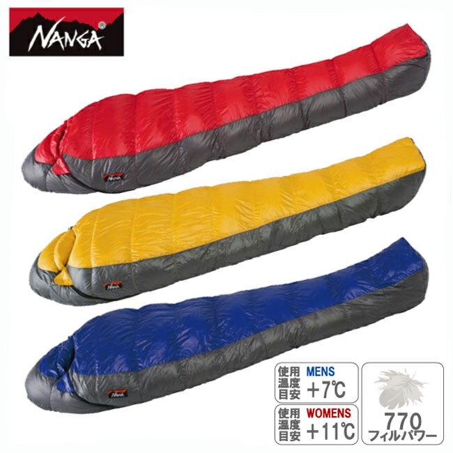 ナンガ ウルトラドライダウンバッグ-180DX【NANGA】羽毛 シュラフ ダウン スリーピングバッグ 寝袋 キャンプ用品 登山用品