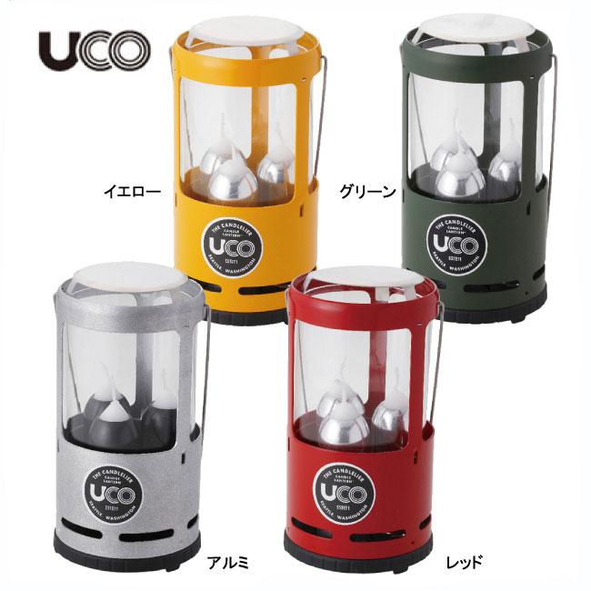 UCO キャンドリアランタン【UCO】24391 モチヅキ キャンプ用品 キャンドルランタン ランプ ロウソク