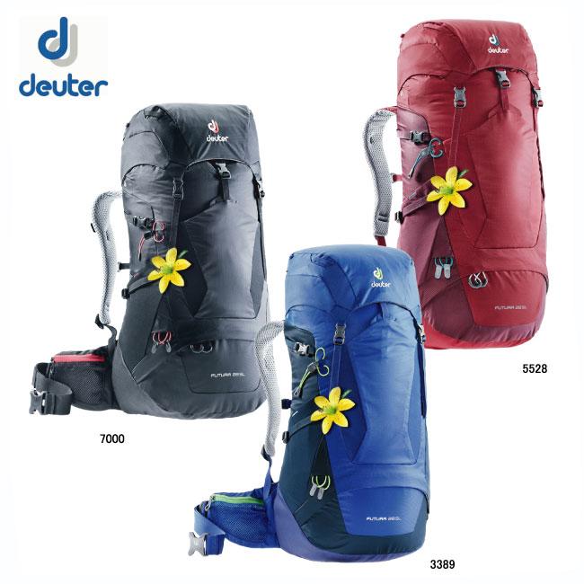 ドイター D3400618-フューチュラ28SL(女性用)【DEUTER】 バックパック 登山 リュック リュックサック 登山ザック