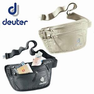 ドイター D3910216-セキュリティマネーベルト1【DEUTER】トラベルポケット パスポートポーチ シークレットポケット
