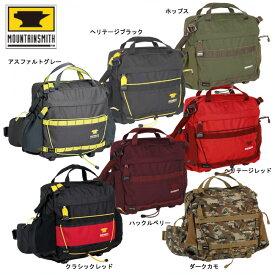 マウンテンスミス 40362-デイ【MOUNTAINSMITH】ウエストバッグ ヒップバッグ ランバーパック 大型ウエストバッグ