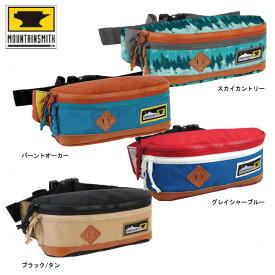マウンテンスミス 40430-TRIPPIN FANNY PACK【MOUNTAINSMITH】ウエストバッグ ヒップバッグ ランバーパック 大型ウエストバッグ ボディバッグ