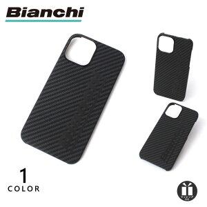 [公式] ビアンキ スマホケース iphoneケース 超軽量 頑丈 ケブラー カーボン iphone12 iphone 12 mini ブランド メンズ ブラック BIP-03 レディース プレゼント ギフト ホワイトデー 母の日