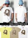 ミューラル MURAL Tシャツ 半袖 ショートスリーブ TEE アーティスト レゲエ モチーフ LEGEND TWIGS T-SHIRT -3.COLOR-…