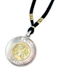 ペイバック PAYBACK エチオピアコイントップ エチオピアコイン ネックレス ETHIOPIA COIN TOP 1 BIRR COIN NECKLACE -BLACK-