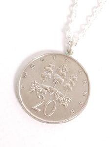 ペイバック PAYBACK ジャマイカンコイントップ ペンダントトップ ネックレス JAMAICAN COIN TOP 20 CENT COIN NECKLACE