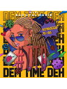 【CD】#DTD3 -Dem Time Deh-~100% Reggae~70s-90s Reggae selection -BAD GYAL MARIE from MEDZ-