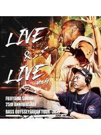 【CD】LIVE & LIVE VOL.4 -FUJIYAMA- -BASS ODYSSEY-