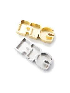 エフティーシー FTC ロゴ アッシュトレー OG LOGO ASHTRAY -2.COLOR- ユニセックス ゴールド/シルバー