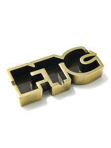 エフティーシー FTC ロゴ アッシュトレー OG LOGO ASHTRAY -ANTIQUE GOLD- ユニセックス ゴールド