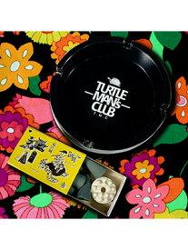 【GOODS+CD】TURTLE MAN's CLUB 灰皿&マッチ箱入りお香セット※超特典おまけCD「ジャパニーズレガエ3」&ステッカー付き -TURTLE MAN's CLUB-