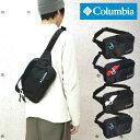 ボディバッグ メンズ ワンショルダー Columbia コロンビア ウエストバッグ[pu2508]送料無料 レディース ボディーバッ…