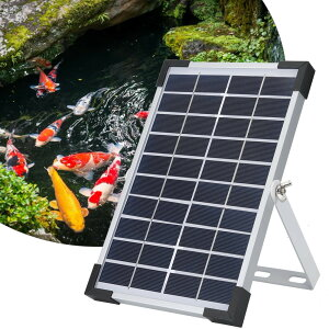 送料無料 DC充電 酸素ポンプ 水槽エアーポンプ 小型エアーポンプ 酸素ポンプ ソーラー充電可能 太陽光発電 静音設計 低騒音 効率的 酸素補給 池の通気装置 エアストーン 水族館エアポンプ