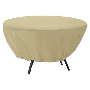 送料無料 ガーデンテーブル カバー テーブル保護カバー ラウンドテーブルダスト 屋外防水 防水 防塵 防風 折り畳み 家具カバー 3色選び