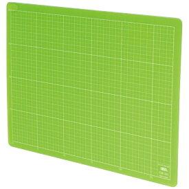 【送料無料】 カッティングマット カッターマット CM-30i A4 NTカッター クリアグリーン 緑 自然環境に優しいオレフィン樹脂使用