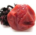 【お得な2個セット】送料無料(北海道・沖縄送料700円) 訳あり おばあちゃん家の梅 800g(400g×2入) しそ入 紀州南高梅と国産しそを使用しています。さらに梅樹園独自の製法で他にはない香り高い紫蘇漬け梅に!正真正銘の無添加。人工甘味料・保存料・着色料・香料不使用