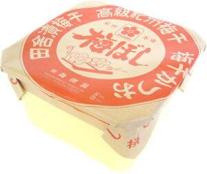 【白干し梅】 無添加のほんまもん♪ 果肉たっぷり昔ながらのしょっぱい 梅干し 福茶梅 4kg 紀州南高梅 ほしうめ
