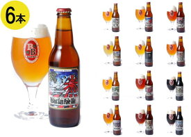 選べる 工場直送 定番12種の中から6本選べるセット ベアードビール エコ梱包【熨斗不可】
