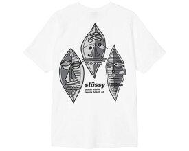 【STUSSY_19HO】Triple Mask-(1904484)【ステューシー】【メンズ】【レディース】【トップス】【Tシャツ】【半袖】【ショップレビュー記載でマスクプレゼント対象品】
