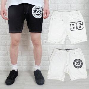 冷却夏水玉ハーフパンツw30〜w46/スカルパンツ/大きいサイズ/BIGパンツ/夏新作】【メンズ】【ゴルフウェア】ズボン パンツ 男性 BALANCEDESIGN ゴルフズボン メンズウェア大きいサイズカラ