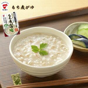 もち麦がゆ たいまつ食品 レトルト おかゆ 新潟県産こしひかり コシヒカリ 国内産 ダイエット