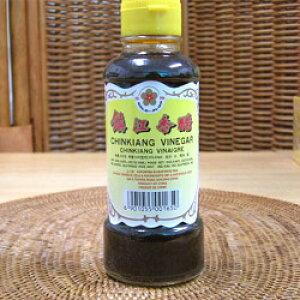 鎮江香酢(中国黒酢・香醋)165g(卓上タイプ 瓶入)(中華料理、調味料)