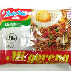 【送料無料】ハラル認証 インドミー・ミーゴレン(インドネシアの焼きそば・インスタント食品)40袋セット