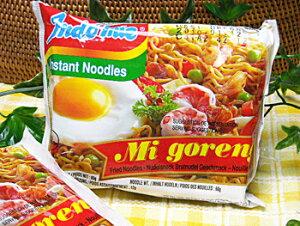 ハラル認証 インドミー・ミーゴレン(インドネシアの焼きそば)5袋お試しセット