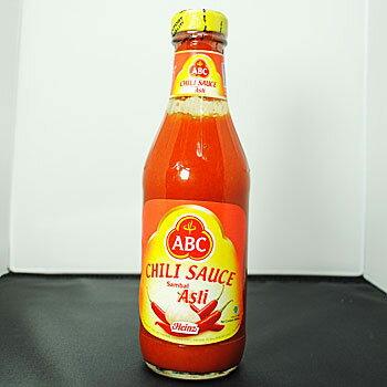 ハラル認証 ABCサンバルアスリ340ml バリ島でもっとも良く使われているチリソース(激辛ソース)【あす楽対応】