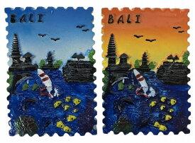 BALI OLEH OLEH(バリ土産)マグネット 縦型【バリ・アジアン雑貨バリパラダイス】