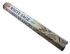 HEMインセンススティックWHITESAGE(ホワイトセージ)【バリ・アジアン雑貨バリパラダイス】