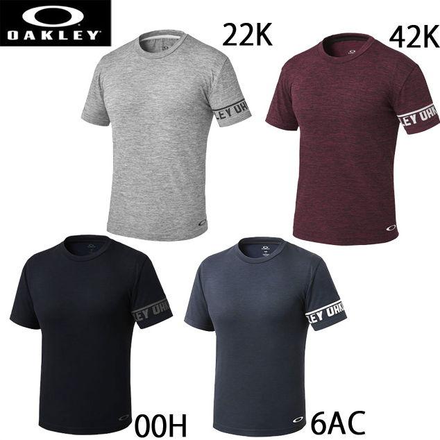 【オークリー】 3rd-G O-FIT SS Tee.17F.02 Tシャツ 半袖 456902JP 【ゆうパケット/メール便可】