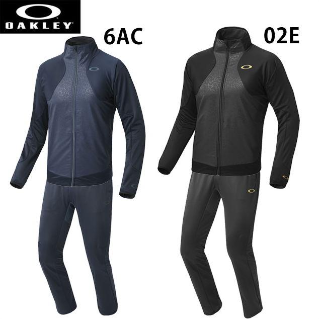 【オークリー】 Enhance Technical Jersey Jacket 7.3 ジャケット&パンツ 上下セット トレーニングウェア 434073JP-422341JP