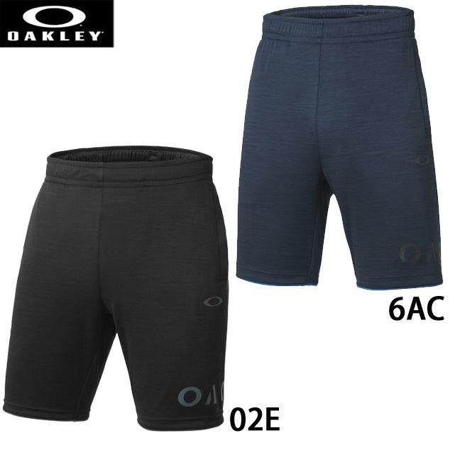 【オークリー】 トレーニングウェア ショートパンツ ENHANCE TECHNICAL SHORT PANTS.18.01 【OAKLEY2018SS】 442445JP