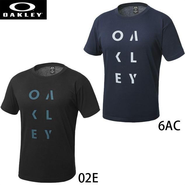 【オークリー】 トレーニングウェア Tシャツ 半袖 ENHANCE TECHNICAL TC TEE.18.03 【OAKLEY2018SS】 457172JP 【ゆうパケット/メール便可】