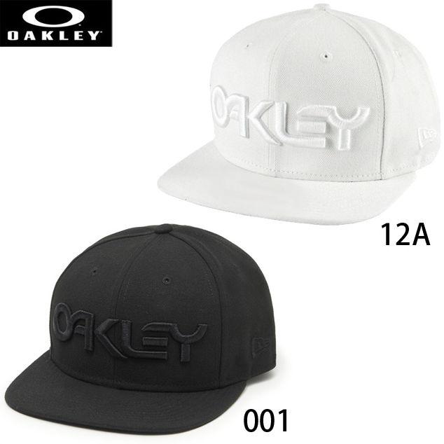 【オークリー】 キャップ Mark II Novelty Snap Back 【OAKLEY2018SS】 911784-001-12A