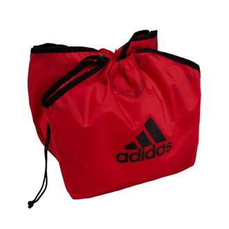 Soccer ball bag new model ball net red ABN01R