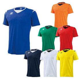 【アンブロ】 サッカー フットサル ジュニア ゲームシャツ S/S シャツ 半袖 キッズ ウェア 【UMBRO2020SS】 UAS6700J
