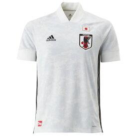 【アディダス】 サッカー日本代表 2020 アウェイ ジャージー ホワイト サッカー レプリカユニフォーム 半袖 【adidas2020FW】 GEM13-ED7352