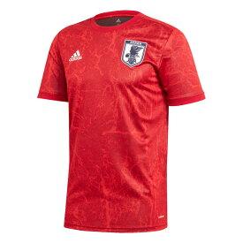 【アディダス】 サッカー日本代表 2020 プレマッチジャージー レッド サッカー レプリカウェア トレーニングウェア 【adidas2020FW】 IRM29-FS1833