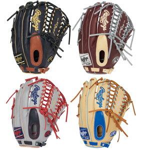 ローリングス 軟式グラブ HOH MLB COLORSYNC Rawlings2021SS 軟式外野手用 野球 グローブ メジャー M号 一般 大人 学生野球 GR1HMMT