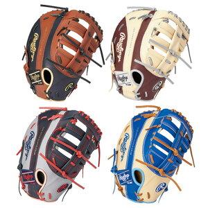 ローリングス 軟式グラブ HOH MLB COLORSYNC 軟式ファースト用 Rawlings2021SS 野球 グローブ メジャー M号 一般 大人 学生野球 GR1HMTM