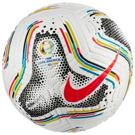 【ナイキ】 サッカーボール コパ アメリカ ストライク 21 4号球 ホワイト 【NIKE2021Ball】 DJ1639-100-4