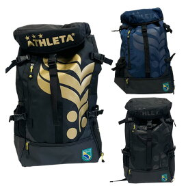 【アスレタ】 サッカー フットサル かばん バッグ リュック バックパック 約35L 大容量 【ATHLETA2021SS】 YA135