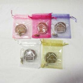 バレエ菓子クッキー005オーガンジー袋入りバレエストラップ付き バレエ発表会プレゼント